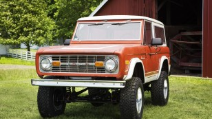 Gateway Bronco Survivor Orange