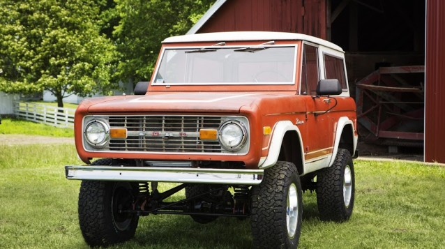 Gateway Bronco Combines Classic Ruggedness with Modern Power