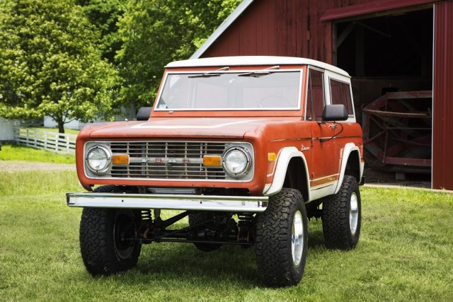 2016 Ford Bronco >> Gateway Bronco Combines Classic Ruggedness with Modern Power – RacingJunk News