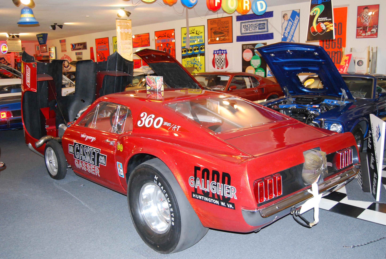Making Mustangs with Stock Parts – RacingJunk News