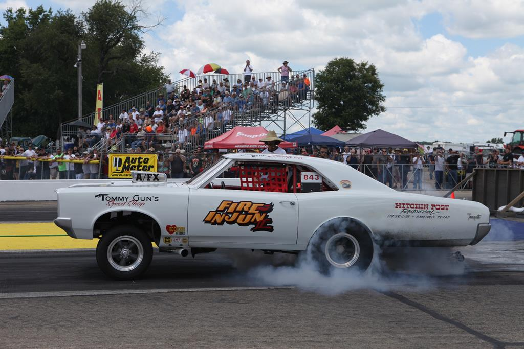 Seventh Annual Meltdown Drags Racingjunk News