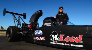 Krista Baldwin Has Eyes Set on Route 66 Nationals