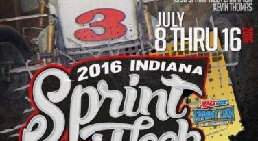 Indiana Sprint week 2016