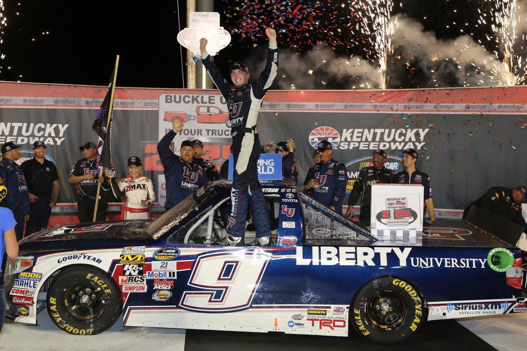 Kentucky NASCAR Camping Truck 2016