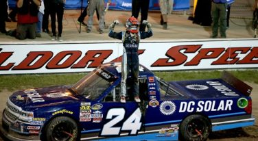 Comeback Kid Kyle Larson Wins NASCAR's Aspen Dental Eldora Dirt Derby