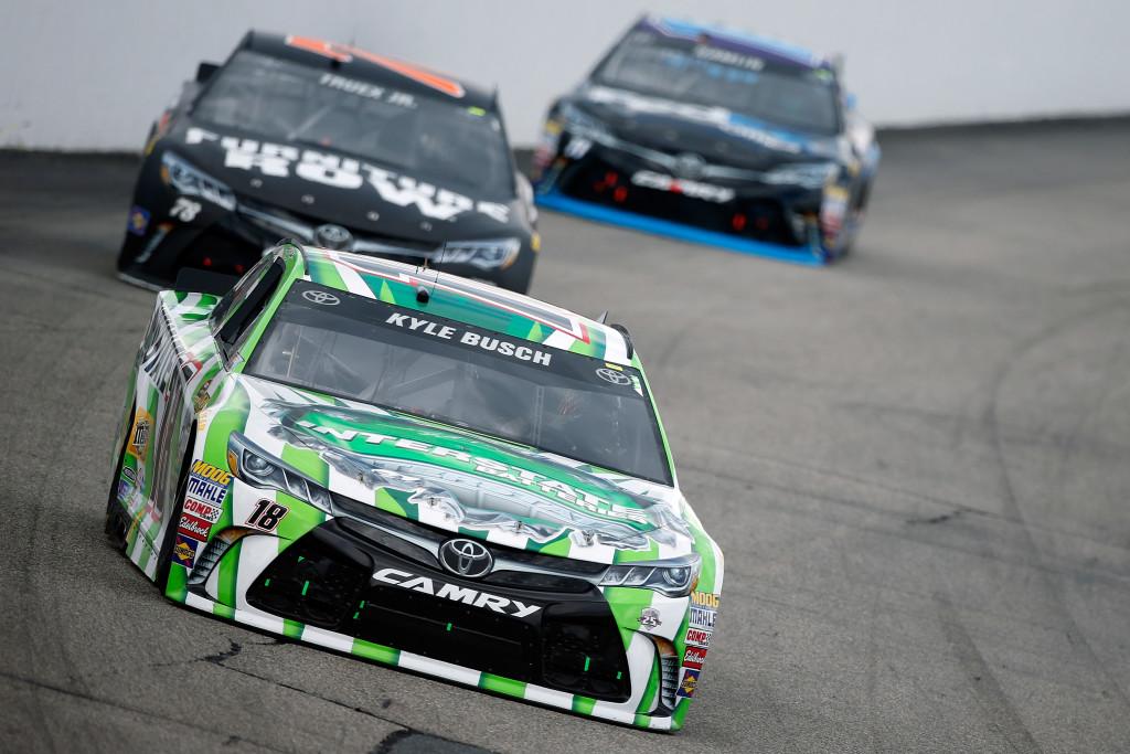 NASCAR Sprint Cup New Hampshire 2016