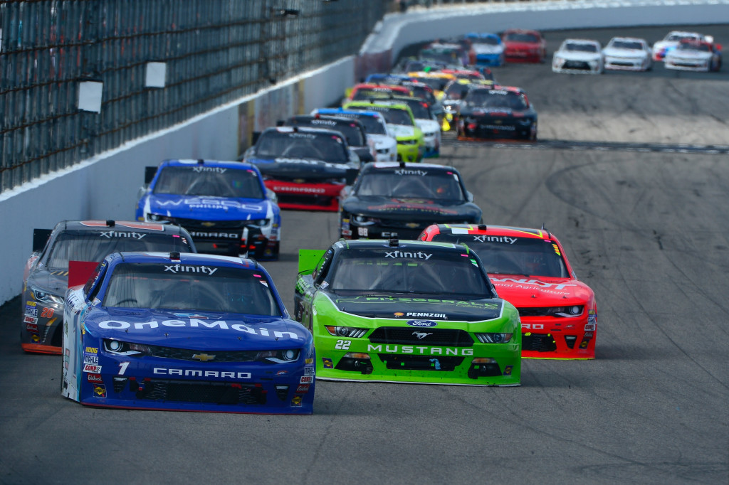 NASCAR Xfinity Cup New Hampshire 2016