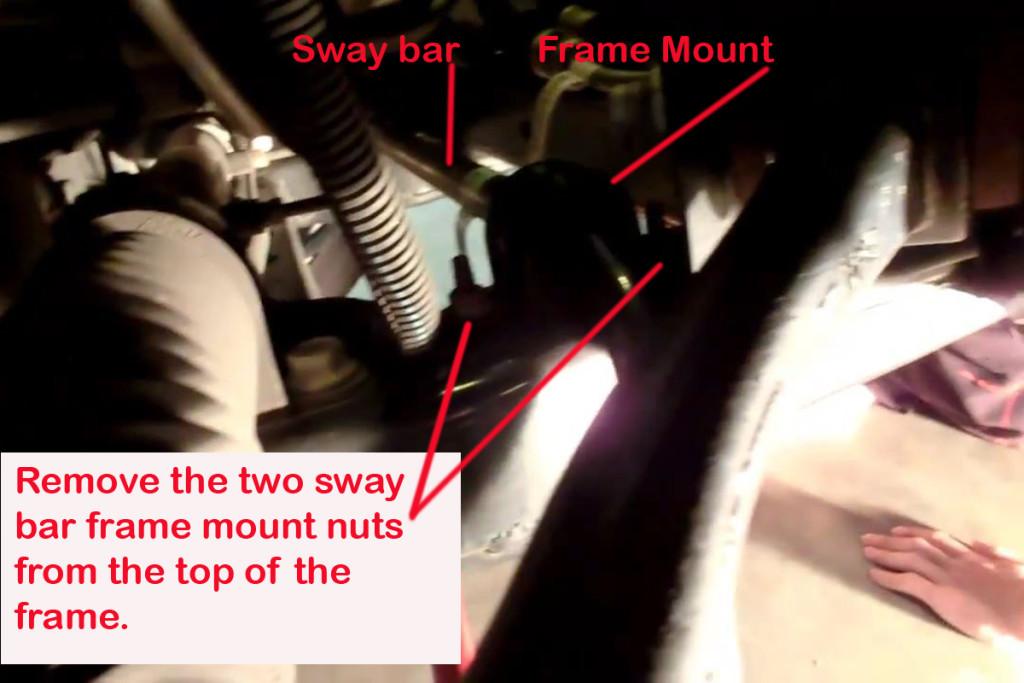 Newer-Camaro-Frame-Mount