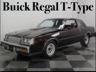 Muscle Car Marketplace Buick Grand National T Type Racingjunk News