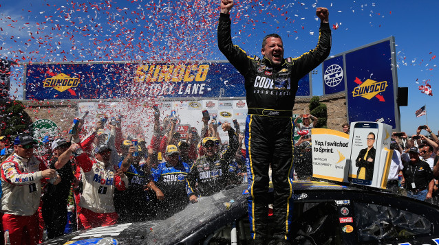 Tony Stewart making the Chase would be good for NASCAR