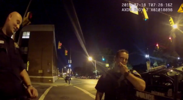 [Video] Pokemon Go Player Hits Police Car