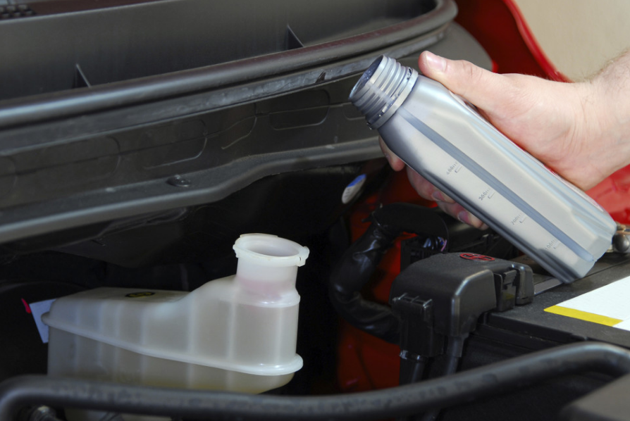 How To Replace Brake Fluid