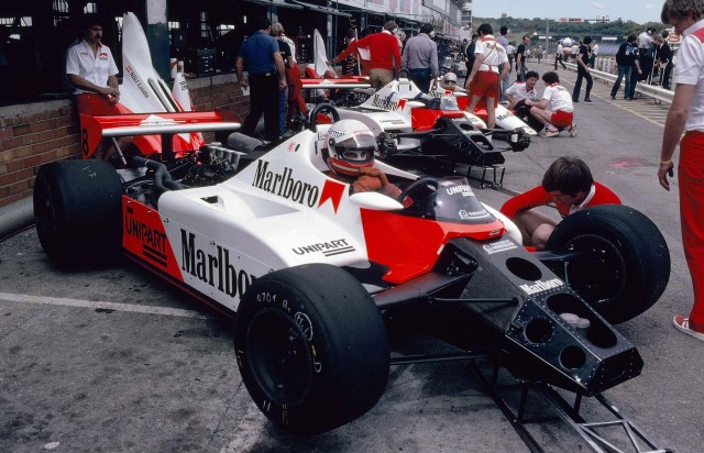 Lauda worked hard to refine the car; an approach that allowed him to drive with minimal risk.