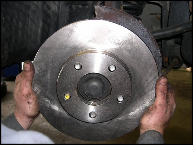 How to Replace Your Brake Rotor