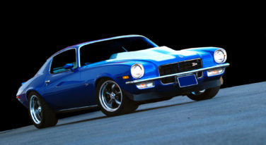 Today's Cool Car Find is Guillaume Bourdeau's 1972 CAMARO Z-28