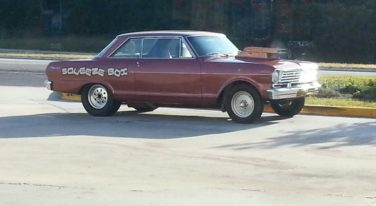 Today's Cool Car Find is a '63 Chevy Nova II SS