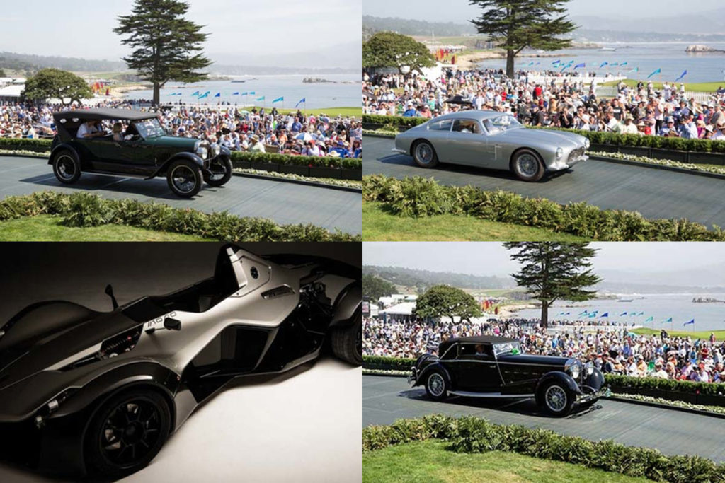 "While there are some exceptionally fast cars on display at the Concourse d""elegance, this event's emphasis is on perfection. Images courtesy even website."