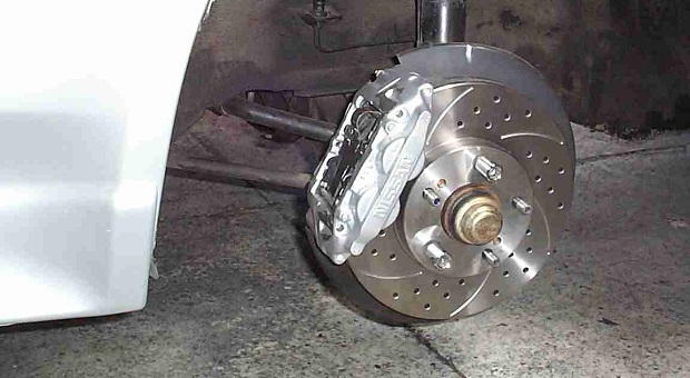 Brake Modifications for Track