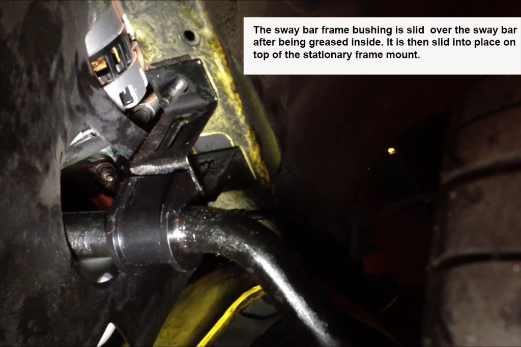 Tech, Suspension, Mike Aguilar, How to Install Sway Bars