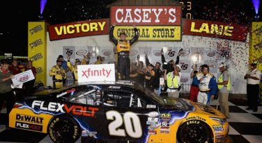 NASCAR Wrap Up: Pennsylvania 400 Postponed, XFinity US Cellular 250, Camping Series Pocono Mountains 150