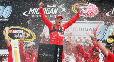 NASCAR Sprint Cup Series, Pure Michigan 400, Michigan International Speedway
