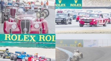 Monterey Classic Car Week 2016