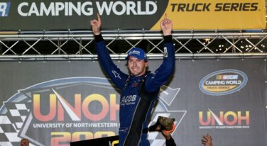 Ben Kennedy Fulfills Family's NASCAR Tradition With Bristol Win