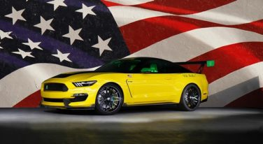 """Ole Yeller"" Mustang Raises $295,000 at Gather of Eagles Charity Auction"