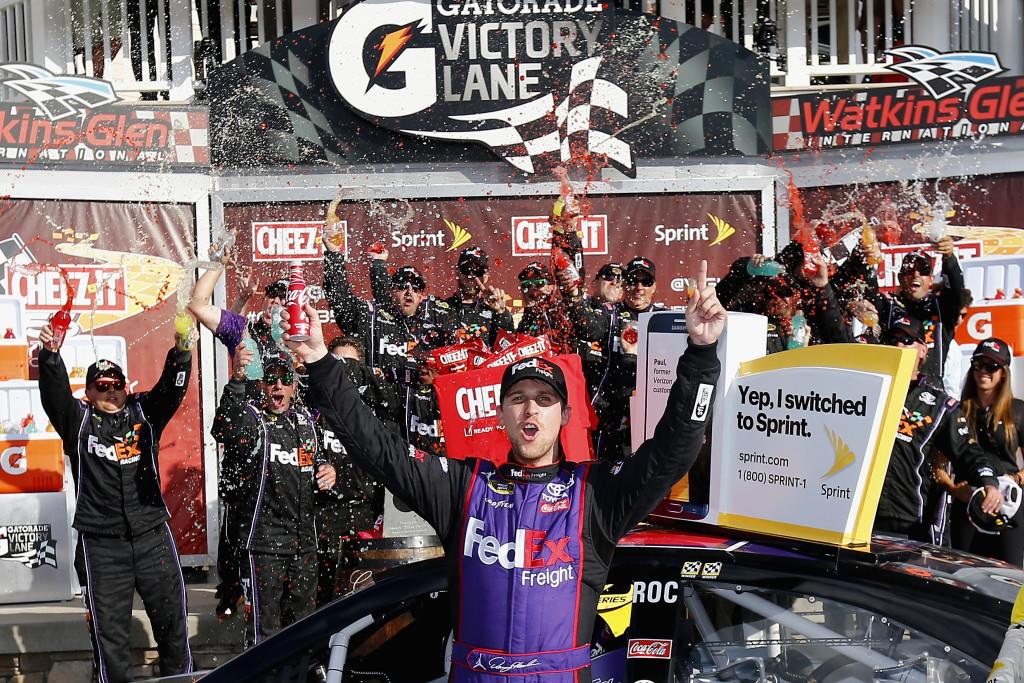 NASCAR Watkins Glen Sprint Cup