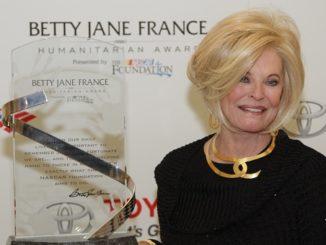 RIP Betty Jane France