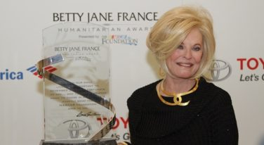 RIP Betty Jane France