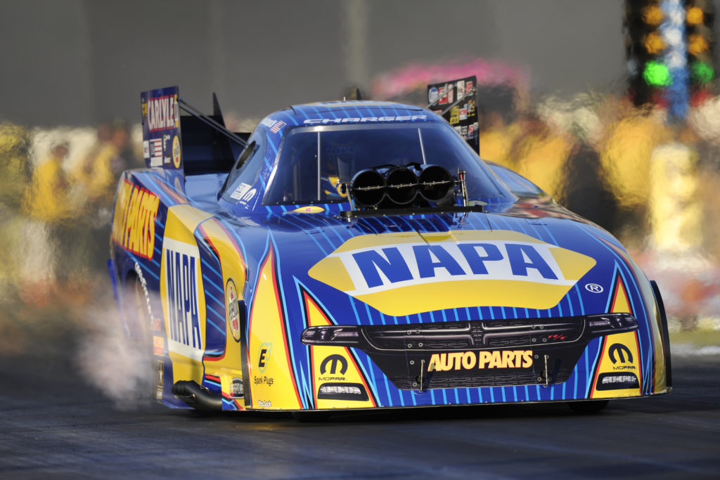 Top NHRA Seeds Look Ahead to the Countdown