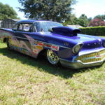 Today's Cool Car Find is This '57 Chevy 7/8 Scale Super Gas Top Sportsman