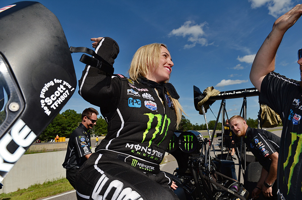 NHRA Drag Racing,Brittany Force Racing, JFR