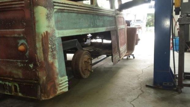 Ratfish Wagon