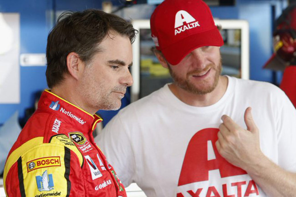 Who Should Sit in For Dale Jr?