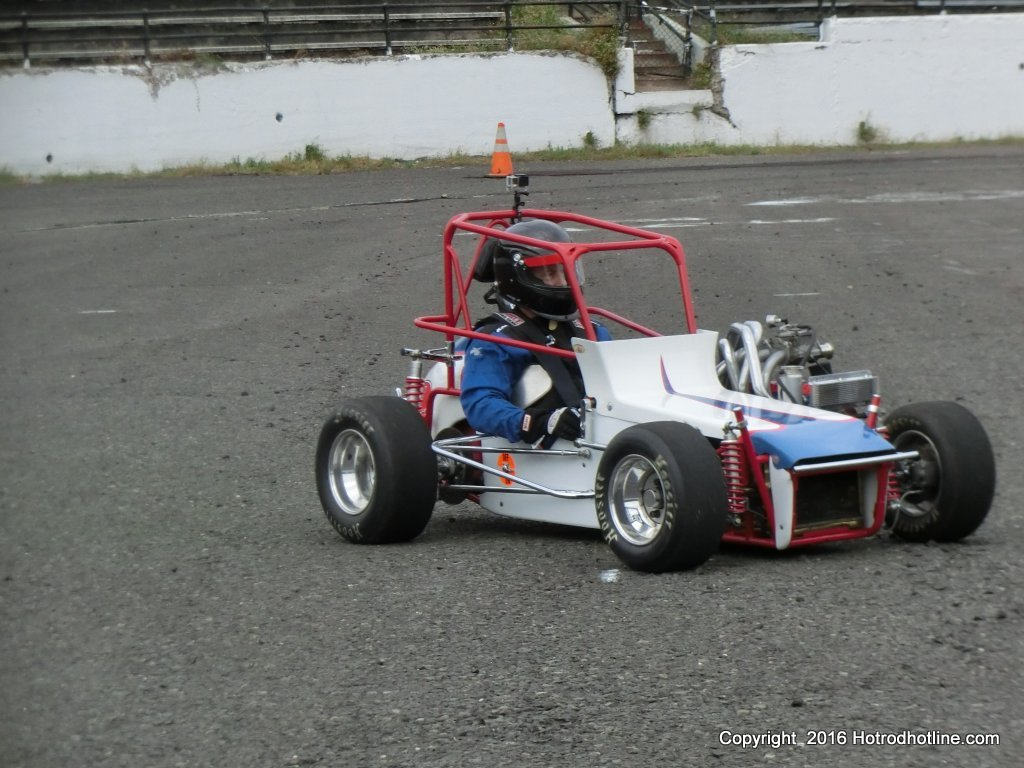 Hinchliffe Stadium Race Car Expo