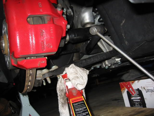 How to Replace Rear Shocks