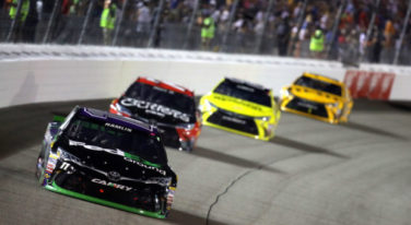 Hamlin Has Hometown Pride in NASCAR Sprint Cup Richmond Win