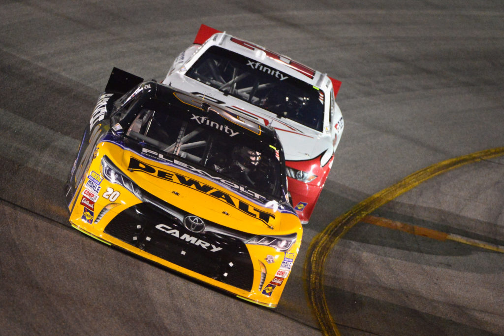 NASCAR Richmond Wrap Up