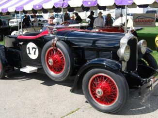 One Stop Shop for Vintage Race Cars