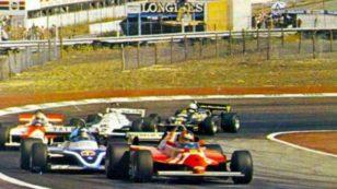 Gilles Villeneuve: The Charger