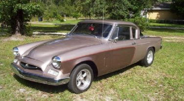 Today's Cool Car Find is this 1955 Studebaker Champion