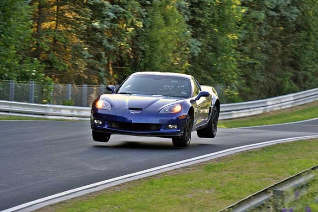 Why Keep the Corvette Engine In Front?
