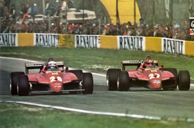 Gilles Villeneuve: The Charger