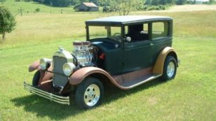 One Classy, Blown, 1928 Buick