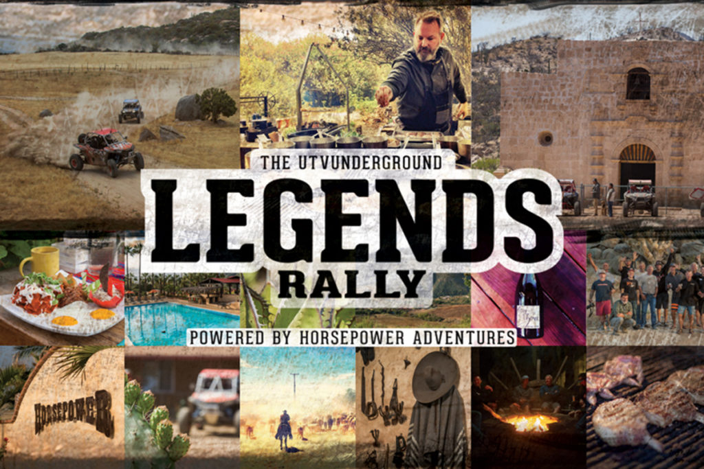 Good times are to be had by all at The Legends Rally. Images courtesy Mad Media.