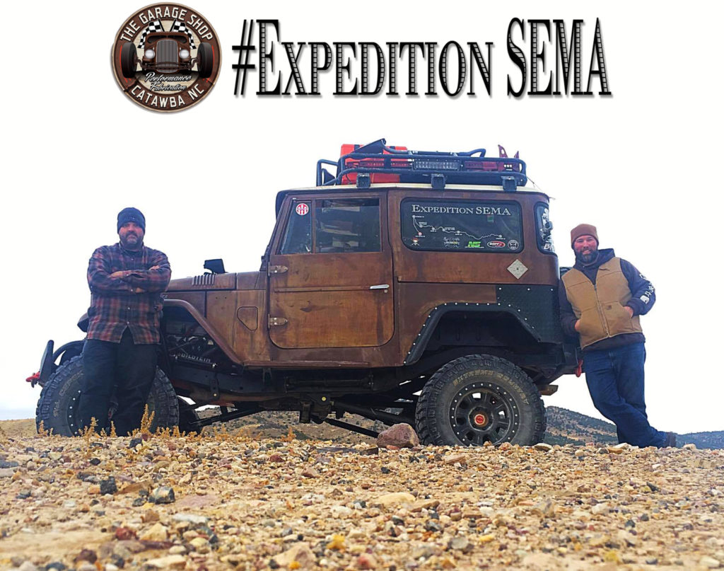 Expedition SEMA Hits the 4,000 Milestone!