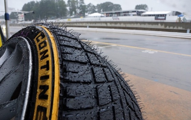 Heat, Compounds, and Edges: Maximizing Rain Tire Performance