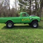 Today's Cool Car Find is this 1967 Chevrolet Mud Truck